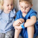 Ab wann tragen Kinder Uhren?
