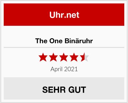 The One Binäruhr Test