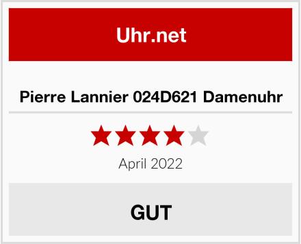 Pierre Lannier 024D621 Damenuhr Test