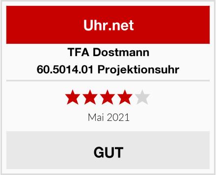 TFA Dostmann 60.5014.01 Projektionsuhr Test