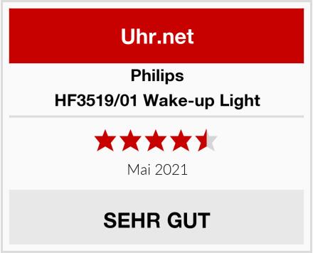 Philips HF3519/01 Wake-up Light Test