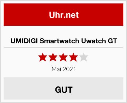 UMIDIGI Smartwatch Uwatch GT Test