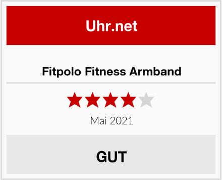 Fitpolo Fitness Armband Test