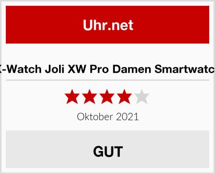 X-Watch Joli XW Pro Damen Smartwatch Test