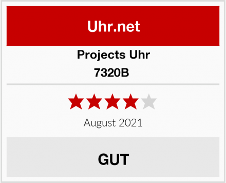 Projects Uhr 7320B  Test