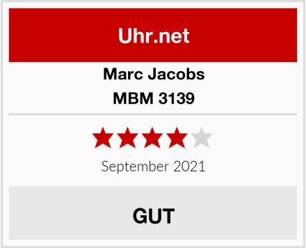 Marc Jacobs MBM 3139 Test