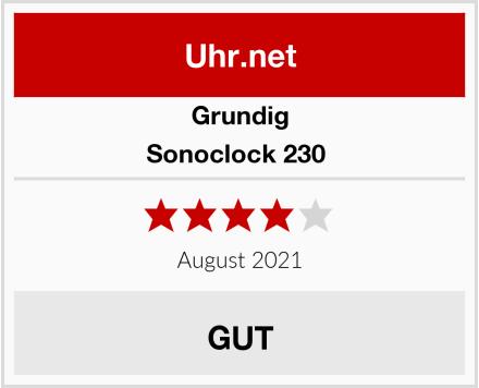 Grundig Sonoclock 230  Test