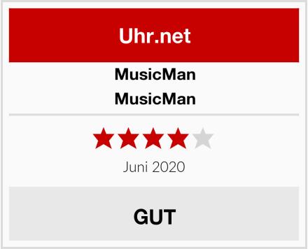 MusicMan MusicMan Test