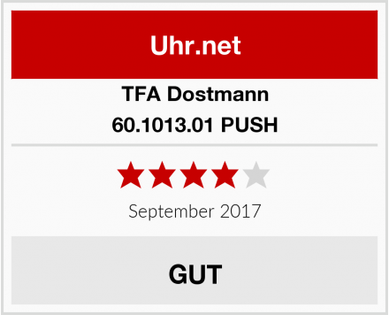 TFA Dostmann 60.1013.01 PUSH Test