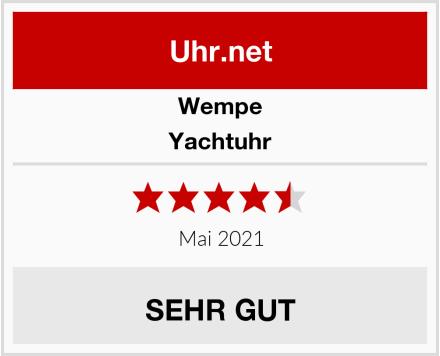 Wempe Yachtuhr Test