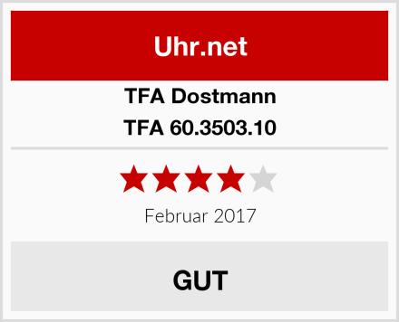 TFA Dostmann TFA 60.3503.10 Test