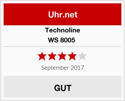 Technoline WS 8005  Test