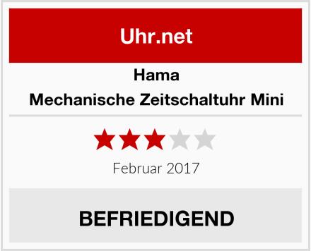 Hama Mechanische Zeitschaltuhr Mini Test