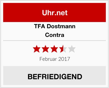 TFA Dostmann Contra Test