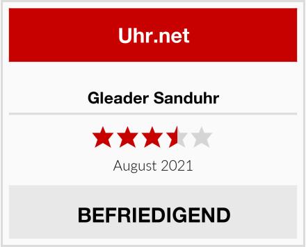 No Name Gleader Sanduhr Test