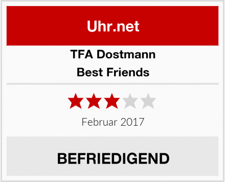 TFA Dostmann Best Friends Test