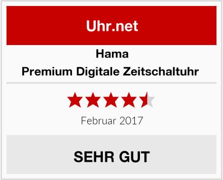 Hama Premium Digitale Zeitschaltuhr  Test