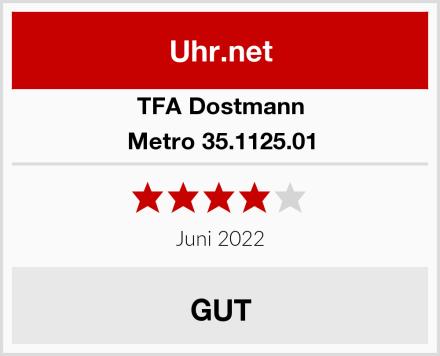 TFA Dostmann Metro 35.1125.01 Test