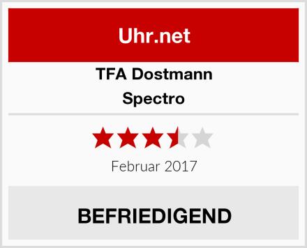 TFA Dostmann Spectro Test