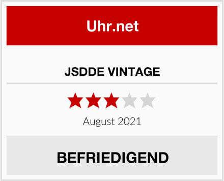 JSDDE VINTAGE Test