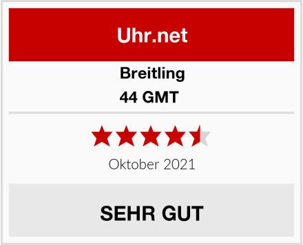 Breitling 44 GMT  Test