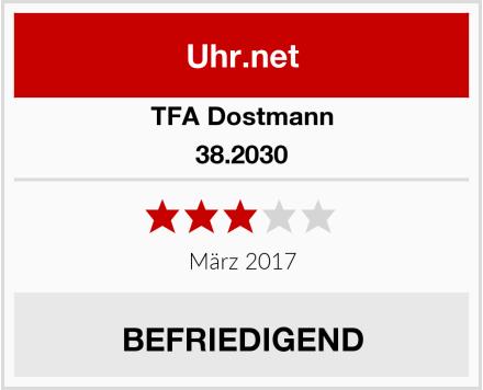 TFA Dostmann 38.2030 Test