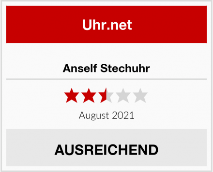 No Name Anself Stechuhr Test