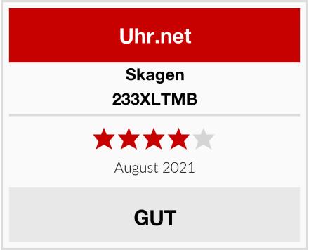 Skagen 233XLTMB Test