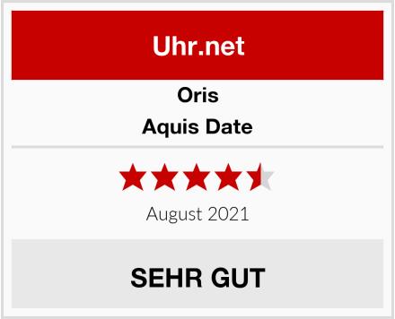 Oris Aquis Date Test