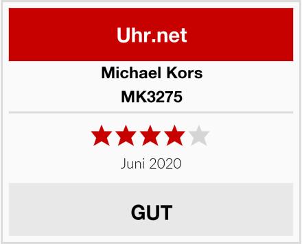 Michael Kors MK3275 Test