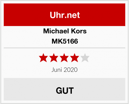 Michael Kors MK5166 Test