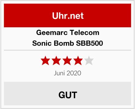 Geemarc Telecom Sonic Bomb SBB500 Test