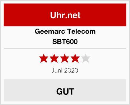 Geemarc Telecom SBT600 Test