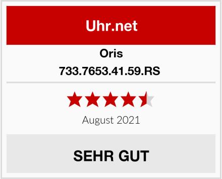 Oris 733.7653.41.59.RS  Test