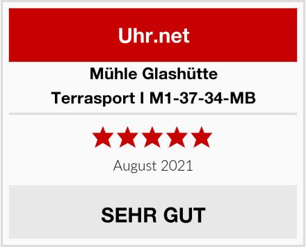 Mühle Glashütte Terrasport I M1-37-34-MB Test