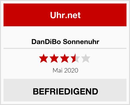 DanDiBo Sonnenuhr Test