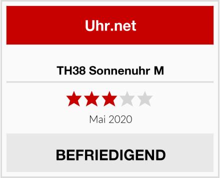 No Name TH38 Sonnenuhr M Test