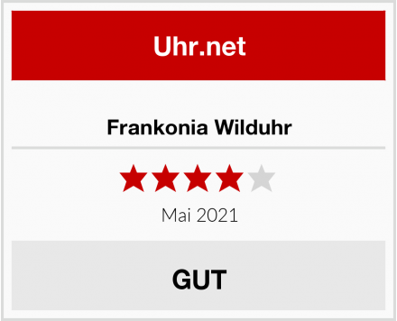 Frankonia Wilduhr Test