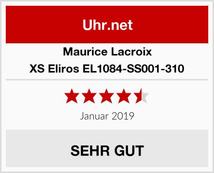 Maurice Lacroix XS Eliros EL1084-SS001-310 Test