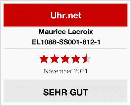 Maurice Lacroix EL1088-SS001-812-1 Test