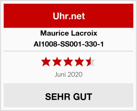 Maurice Lacroix AI1008-SS001-330-1 Test