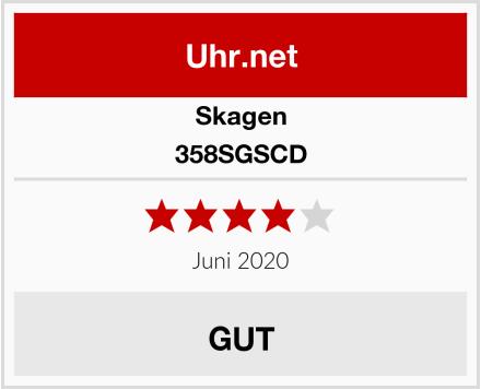 Skagen 358SGSCD Test