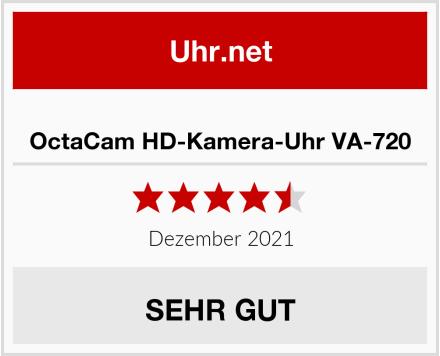OctaCam HD-Kamera-Uhr VA-720 Test