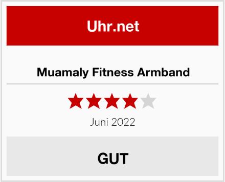 No Name Muamaly Fitness Armband Test