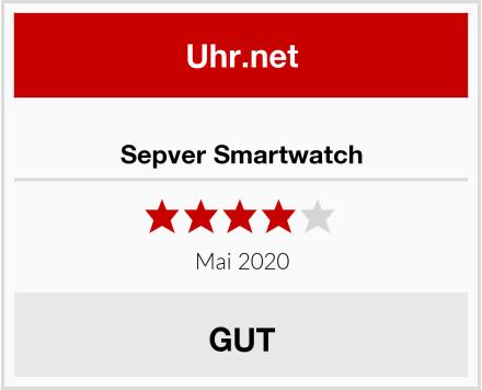 Sepver Smartwatch Test