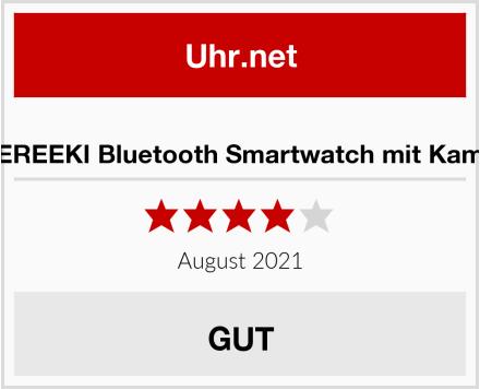 No Name CHEREEKI Bluetooth Smartwatch mit Kamera Test