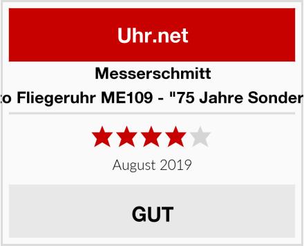 """Messerschmitt by Aristo Fliegeruhr ME109 - """"75 Jahre Sondermodell"""" Test"""