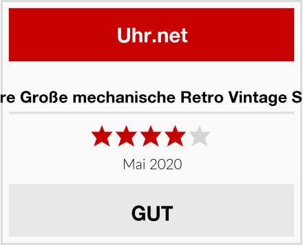 No Name Maxstore Große mechanische Retro Vintage Standuhr Test