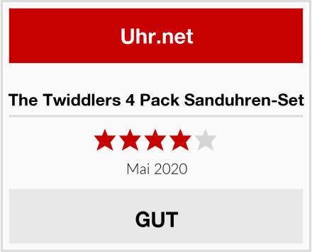 The Twiddlers 4 Pack Sanduhren-Set Test