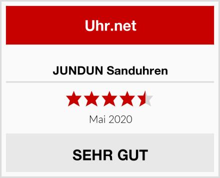 JUNDUN Sanduhren Test